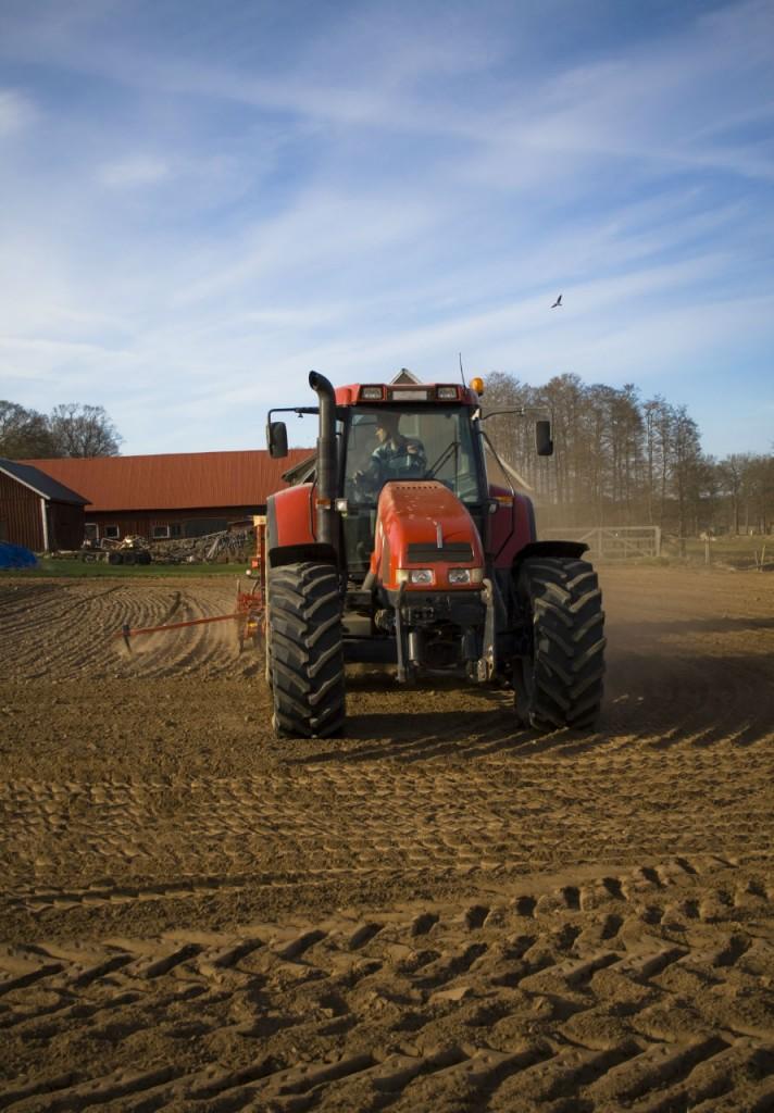Le secteur agricole est actuellement en crise